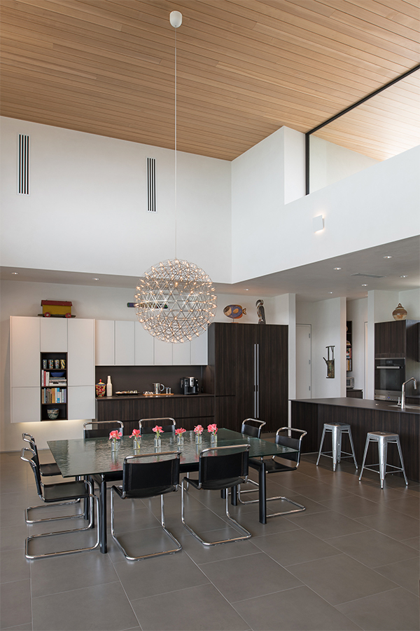 Modern Poliform kitchen Dick Clark + Associates